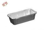 Aluschale Lasagneschale 218x113x54 mm  940 ml (100 Stk.)